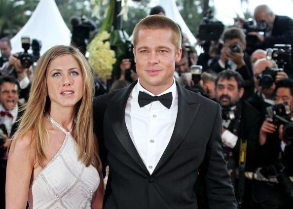 Bred Pitt və Cennifer Aniston yenidən barışıb