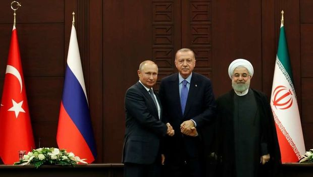"Putin Ankarada ""Quran""dan sitat gətirdi"