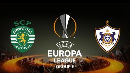 UEFA Europa League - Qarabağ-Sporting CP