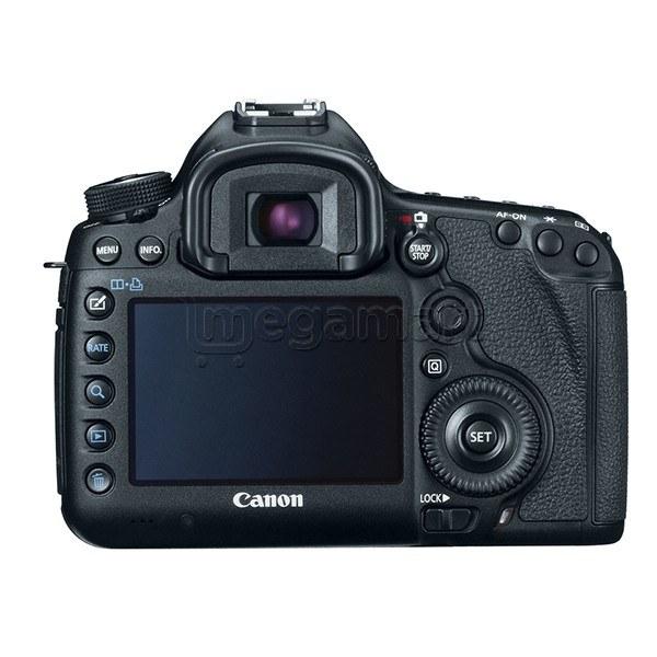 Canon EOS 5D Mark III - EOS Digital SLR en Compacte ...